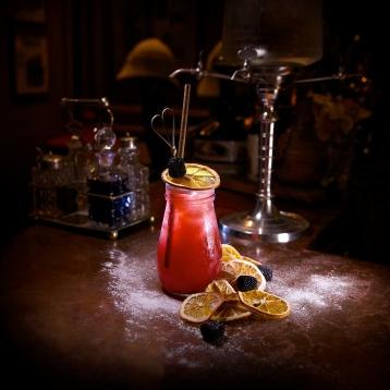 Mr Foggs Cocktail