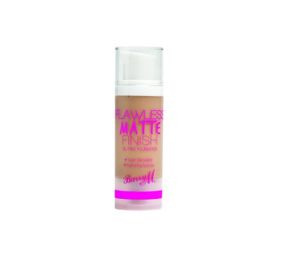 Flawless Matte Finish Foundation 3 Beige cut out (1)