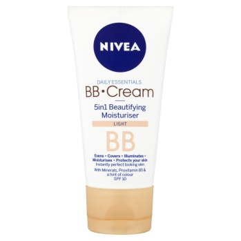 Daily Essentials BB Cream Light Tube (3)