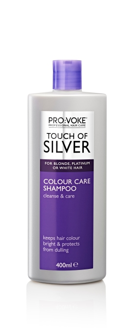 Touch Of Silver Colour Care Shampoo (400ml)