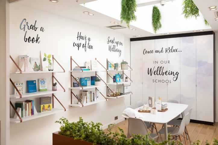 Neom wellbeing school 1